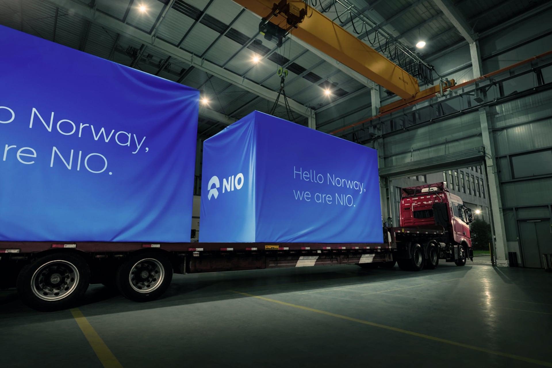 Nio- Hello Norway