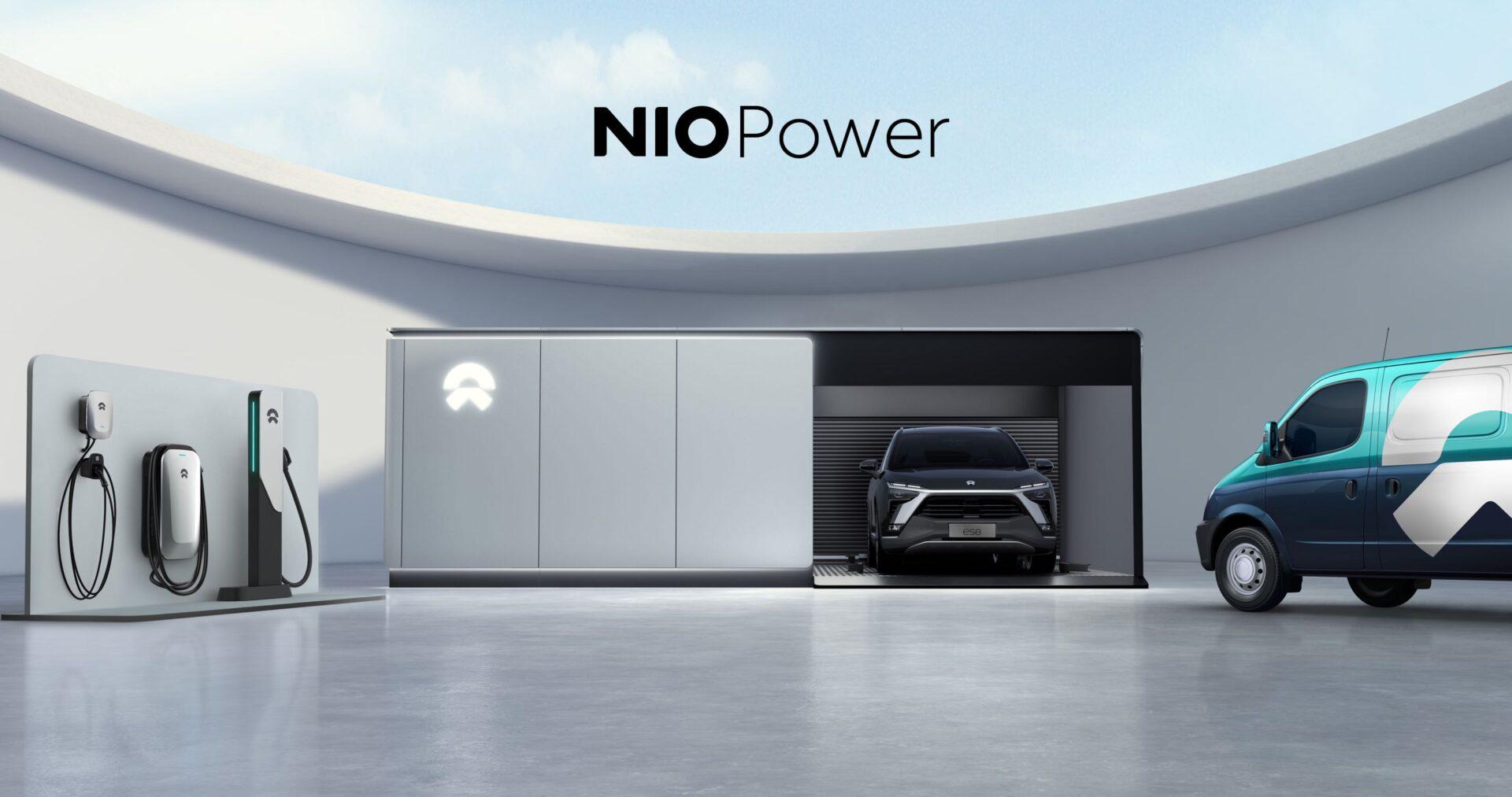 Νio Power