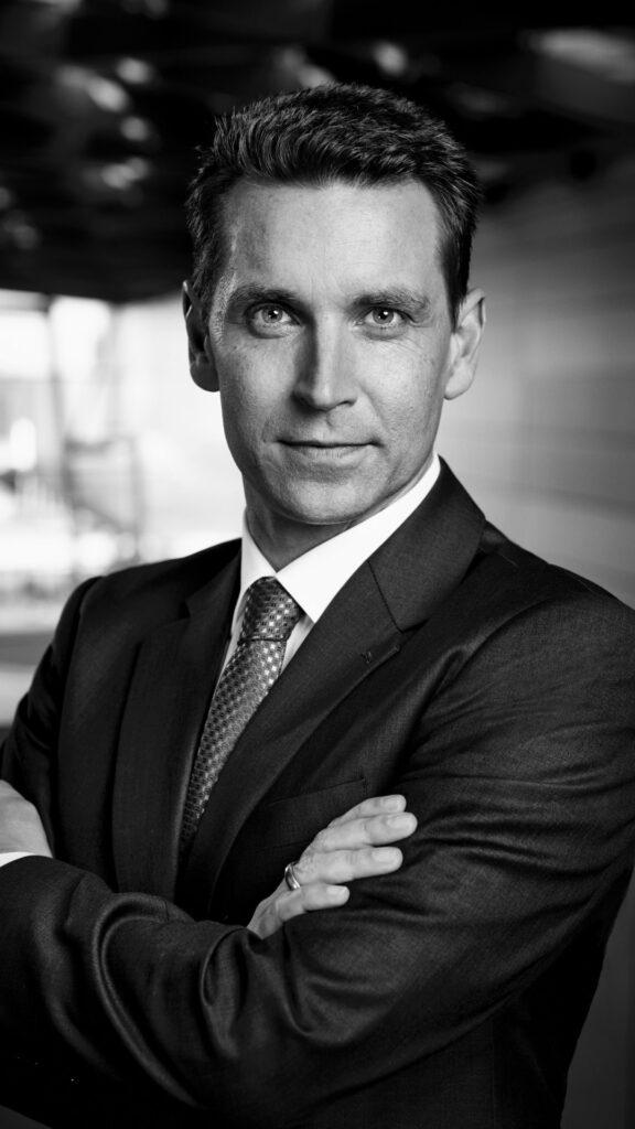 O επικεφαλής της MINI, Bernd Körber.