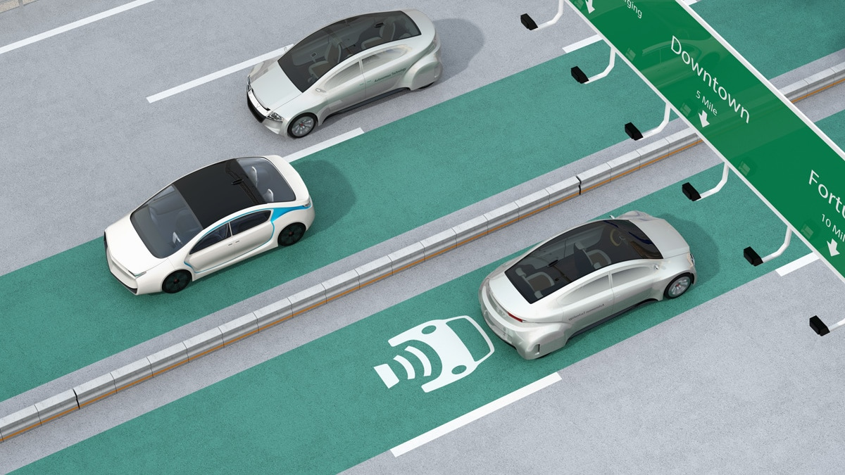 wireless charging aυτοκινητόδρομος