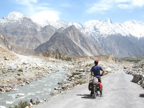 Karakoram Highway, China/Pakistan