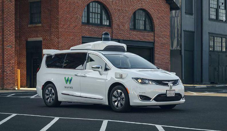 Το Waymo φέρνει ταξί που οδηγούν στο Σαν Φρανσίσκο -