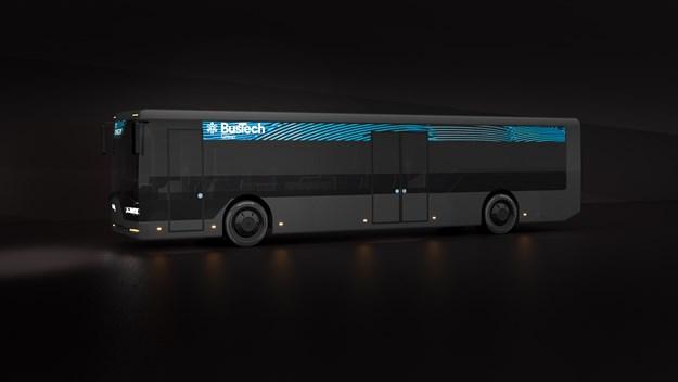 Keolis Downer bus