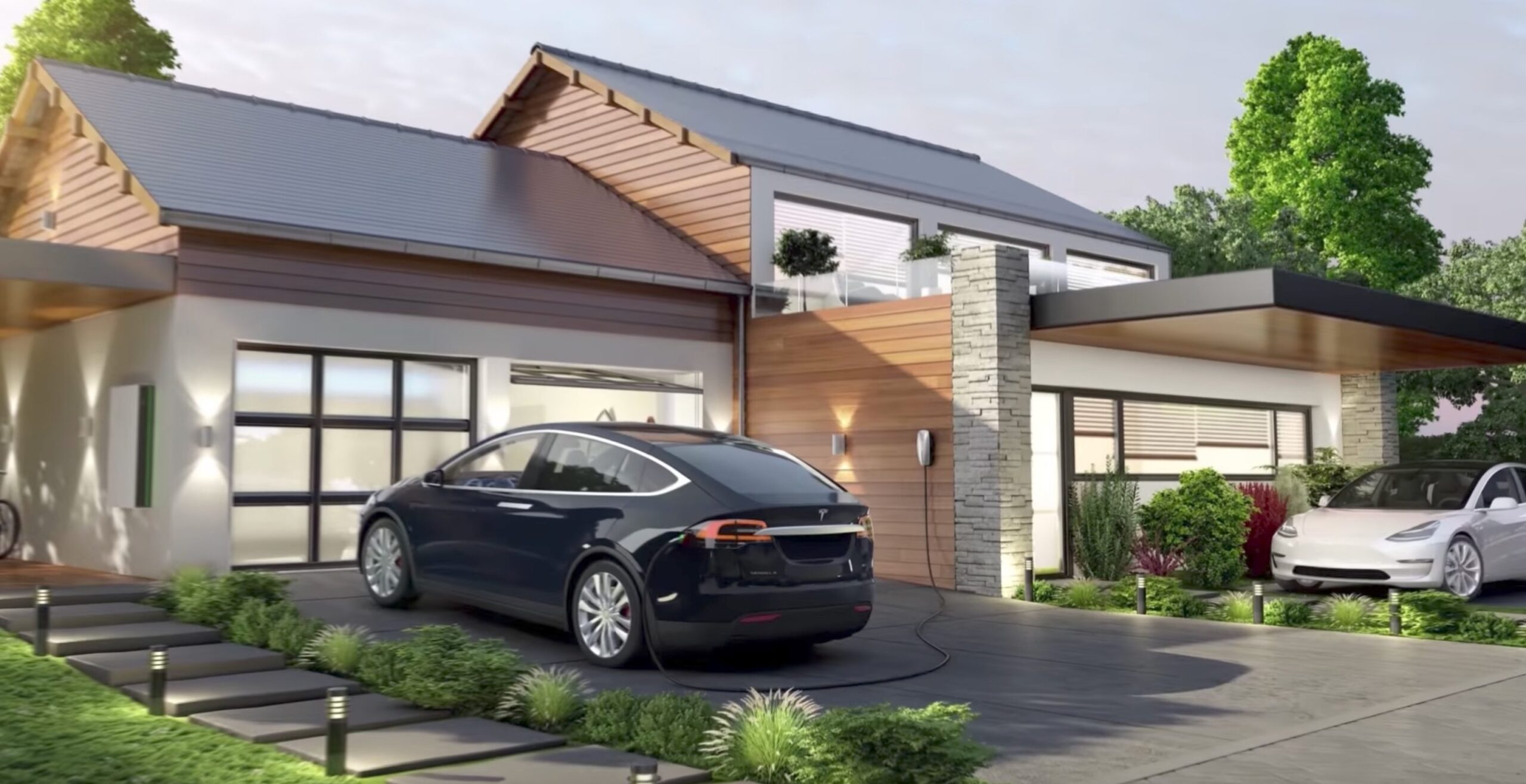 Tesla @ home