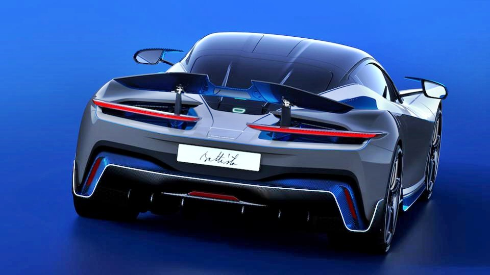 Battista Electric Hyper GT new york