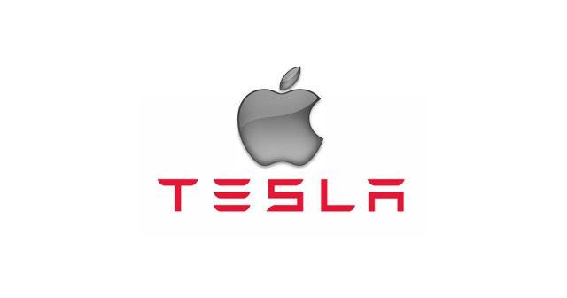 Tesla and Apple
