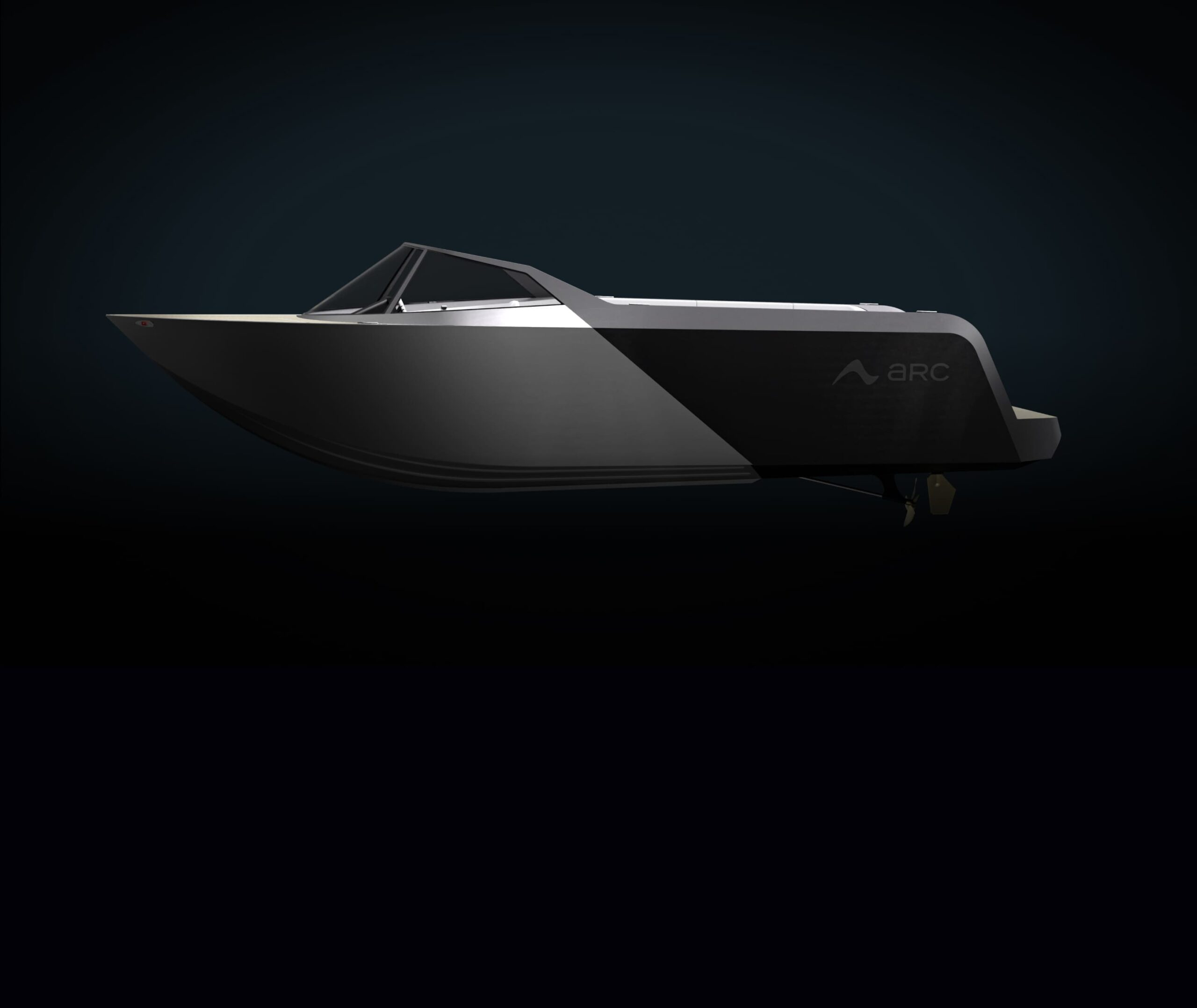 arc one electric boat