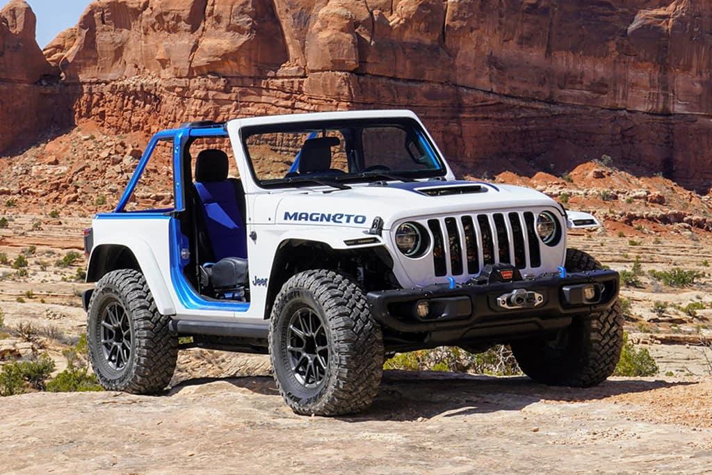 Magneto Jeep