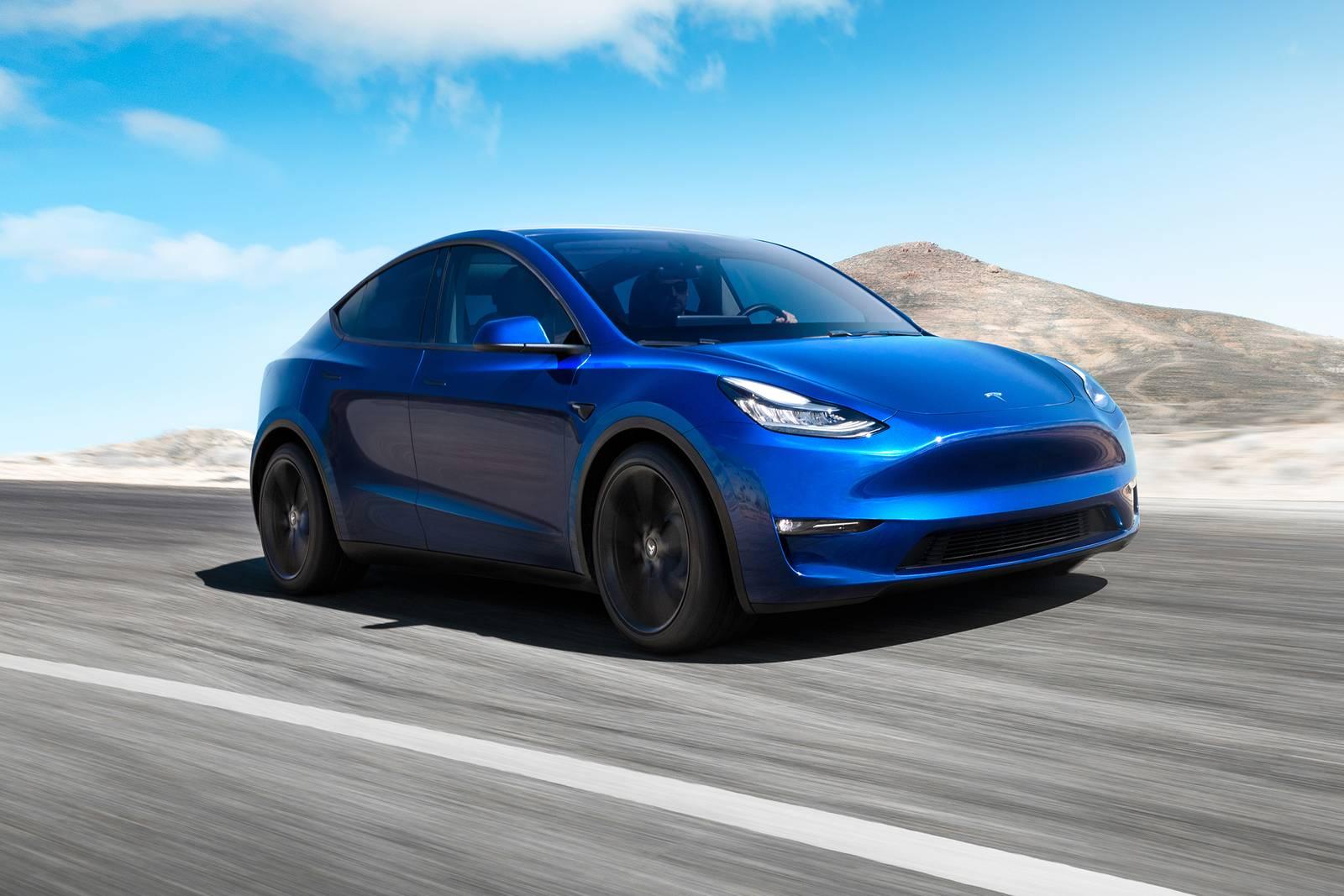 Tesla Model Ys