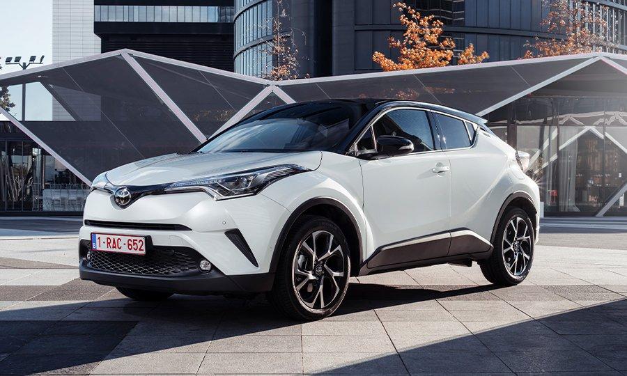 Toyota ηλεκτροκίνηση