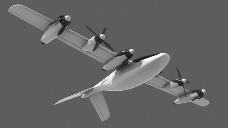 Transwing: A Futuristic VTOL