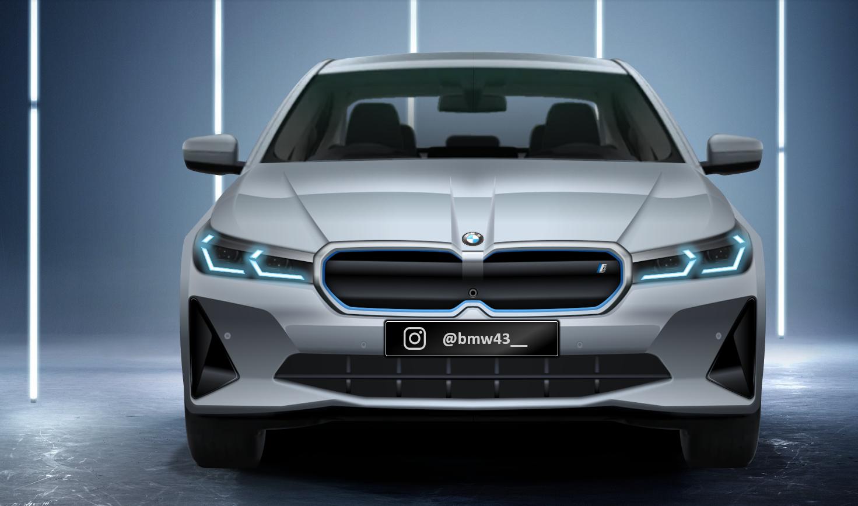 BMW i5 EV