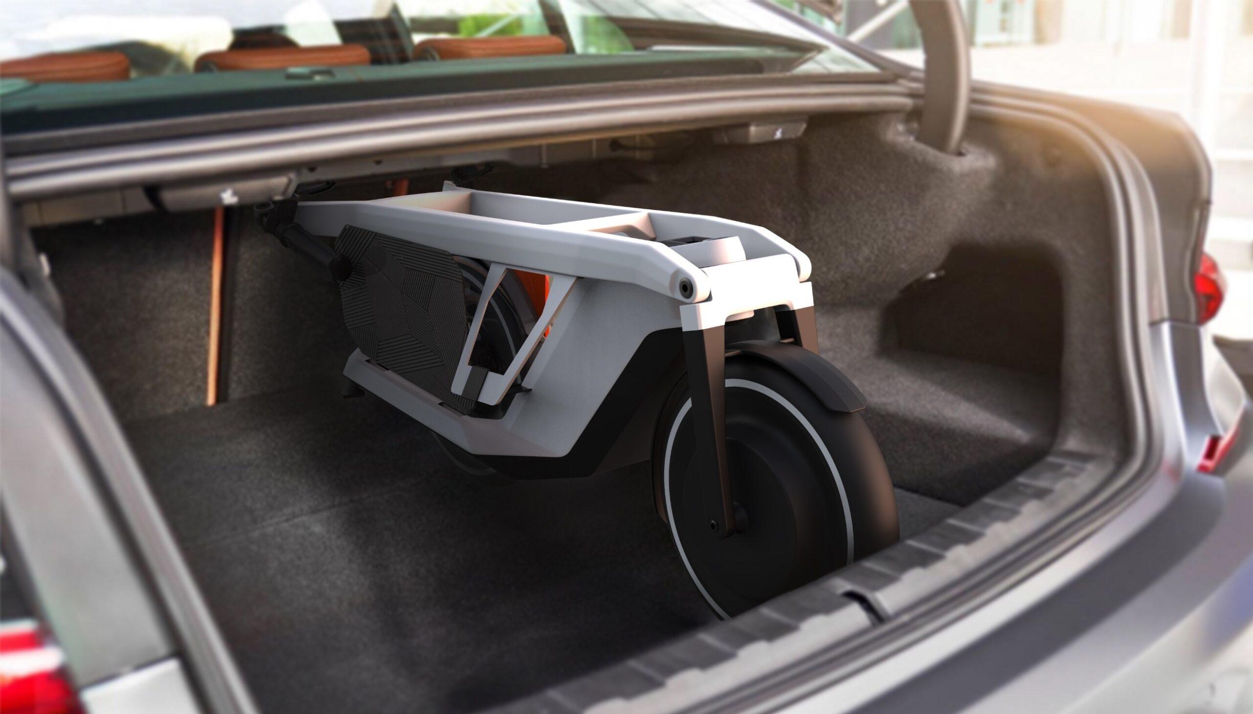 BMW micromobility