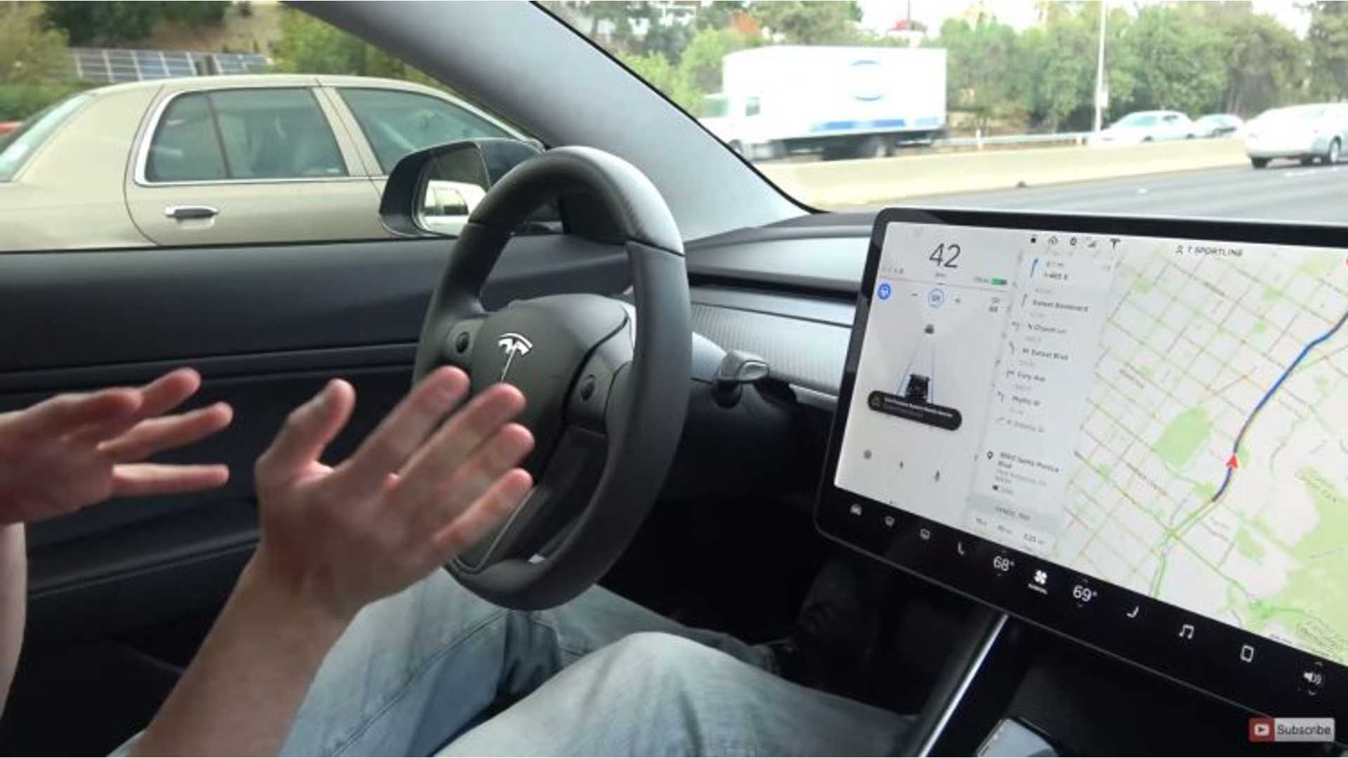 Autopilot Tesla