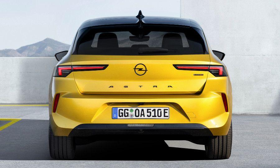 Opel Astra-e