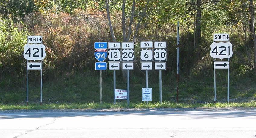 Indiana Road
