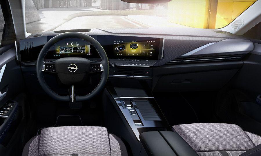 Opel Astra e