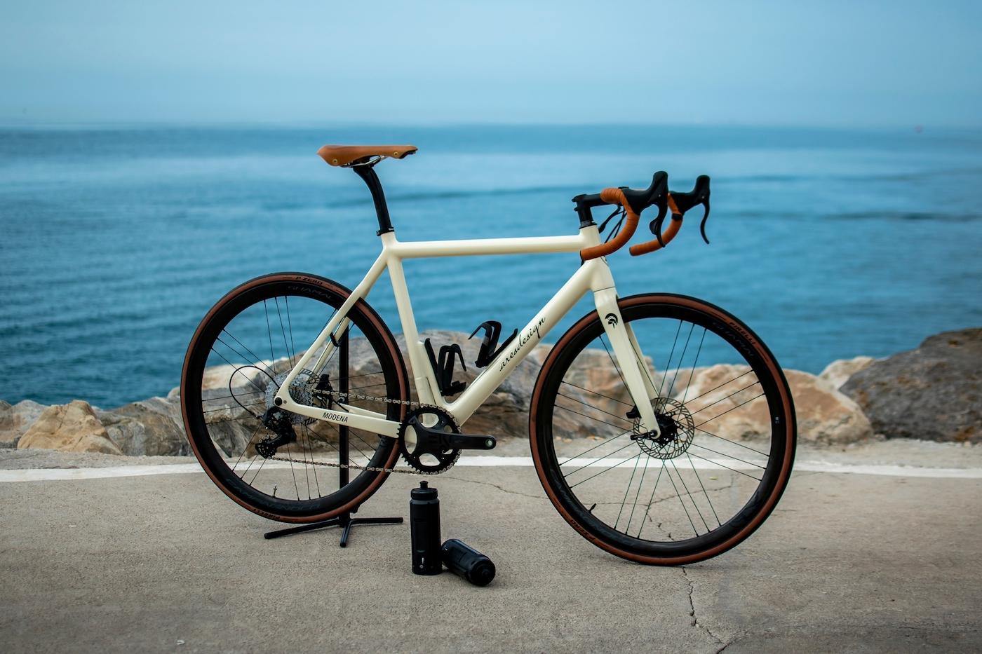 ARES Super Leggera electric bicycle