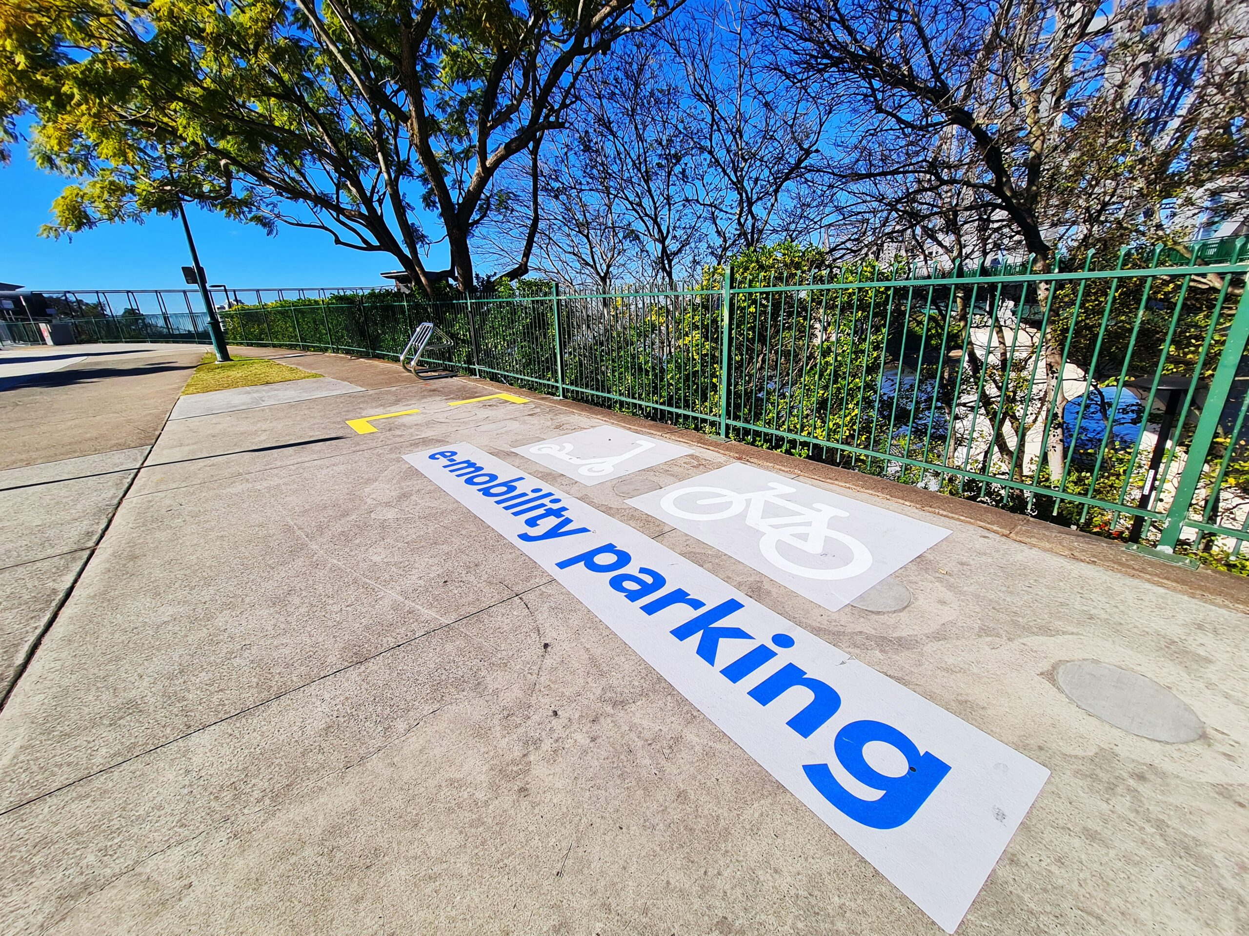 emobility parking